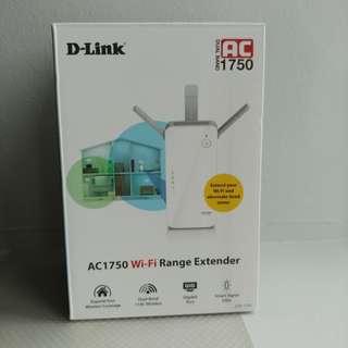 D-LINK DAP-1720 Wi-Fi range extender + Lan port