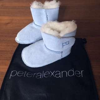 Peter Alexander Boots For Babies