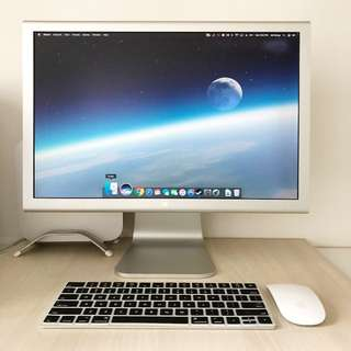 *MINT* Apple Cinema Display - 20 inch Aluminium - Monitor ONLY