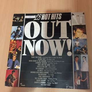 80's Pop On Vinyl -28 Hot Hits
