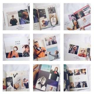 BTS PHOTOBOOK