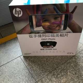 Brand New Hp Envy Printer (sealed Pack)