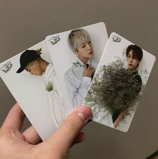 Winner yes card