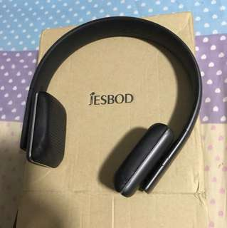 Bluetooth Headset 100% authentic jesbod wireless mic Bluetooth headphone for iphone android or bluetooth mp3