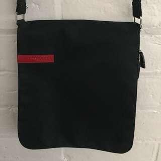 Prada over the shoulder bag