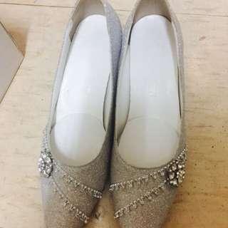 Wedding shoes size 36.5