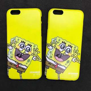 Spongebob Softcase (iPhone Unit Only)