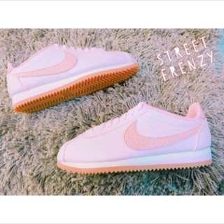 🚚 正品 粉色阿甘鞋