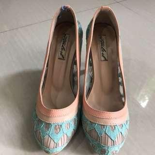 Ittaherl bianca pump shoes size 35
