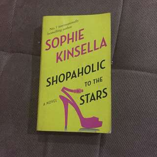 Sophaholic to the Star by Sophie Kinsella