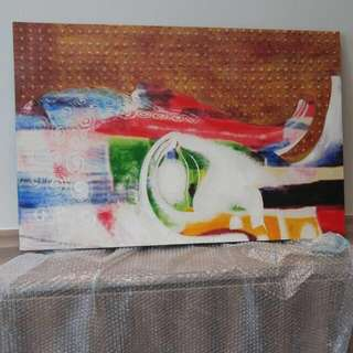 Canvas Art Work