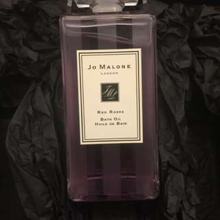 Jo malone bath oil - Red roses