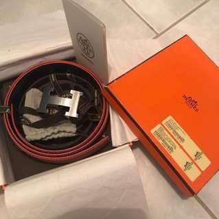 Hermes Belt Unisex (price drop)