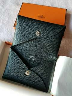 Hermes card holder