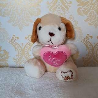 Boneka cute dog