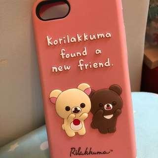 Korilakkuma iPhone 7 case