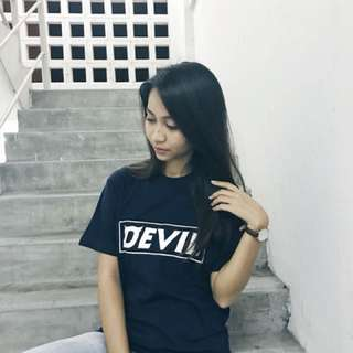 DEVIL by SUJU tshirt #kwave
