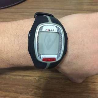 Polar RS300X + heart rate sensor