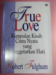 Novel - Kisah True Love - Robert Fulghum