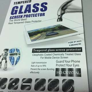 iPad screen protector Super strong