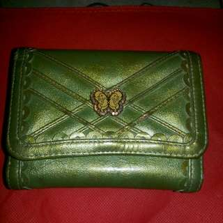 Authentic Anna Sui Wallet Repriced!