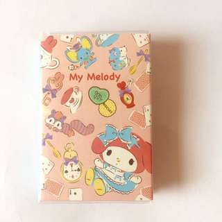 My Melody Mini Notepad