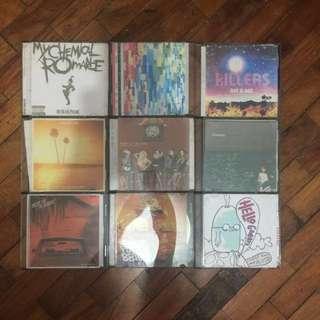 Bootleg Audio CDs