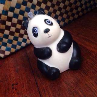 Panda bear squishie!!🐼 Very Slow rising( original )