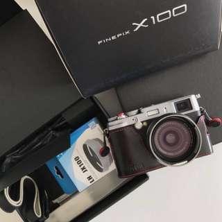 Fuji X100 in mint condition