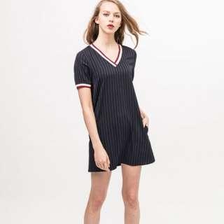 Osmose Sporty Stripes Dress