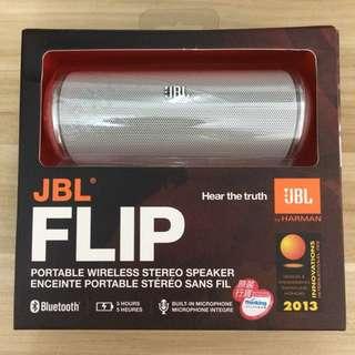 JBL Flip Wireless Bluetooth Speaker 無線藍牙音箱音響便攜式音箱