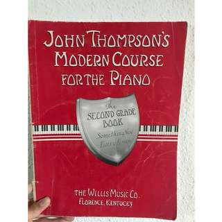 John Thompson's Modern course for the piano