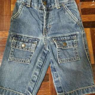 Jeans Baby GAP (size 6-12m)