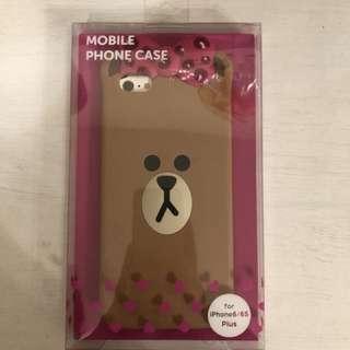 LINE I phone 6/6S plus 電話殼