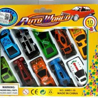 Mainan mobil anak