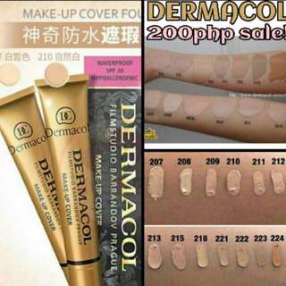 Authentic Dermacol make up cover foundation