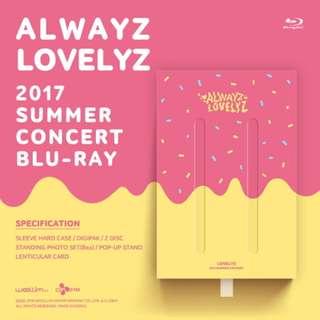 <<代購>>Lovelyz - Always Lovelyz 2017 Summer Contest Bul-ray