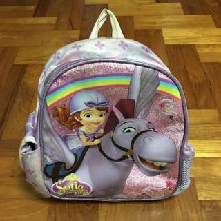 Sofia the First bag / backpack