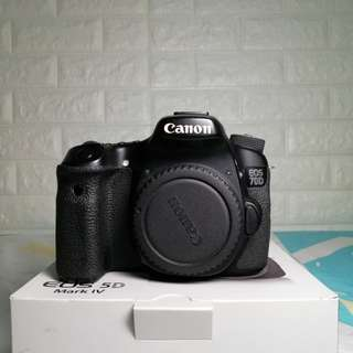 Canon 70D [Body Only]
