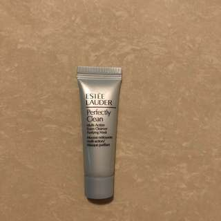 Estée Lauder multi action foam cleanser purifying mask 7ml