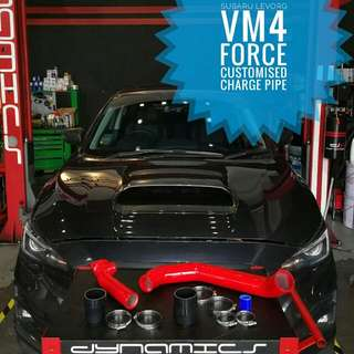 Subaru Levorg VM4 : FORCE Customized Charge Pipe