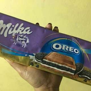 Milka Oreo Giant Bar