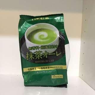 日東抹茶歐蕾 日本帶回