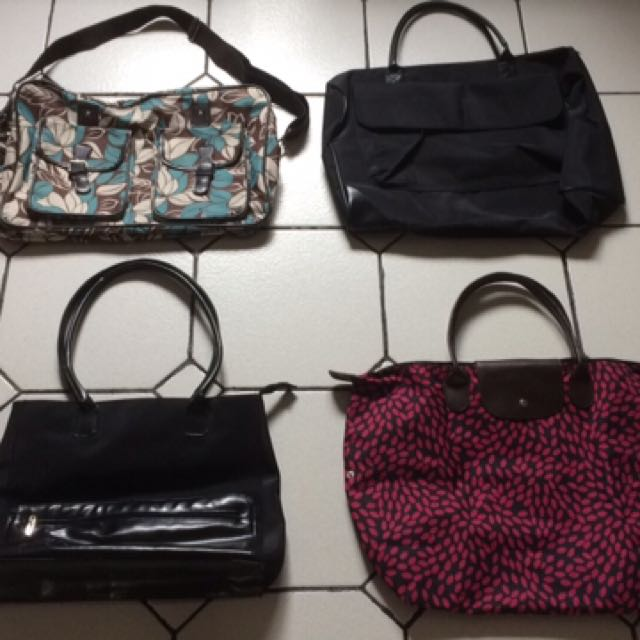 $20 the lot - various totes
