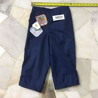 Togz kids waterproof pant no 3802 brand new