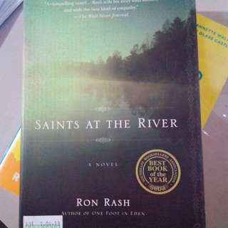 Saints at the river - fiction