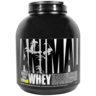 Universal Nutrition, Animal Whey, Muscle Food, Banana Cream, 4 lbs (1.81 kg)