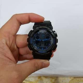 Casio G-shock (GA-100) - Authentic