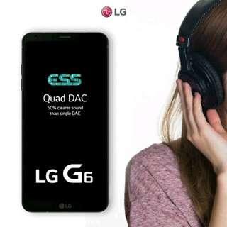 LG G6 Promo Bonus Banyak