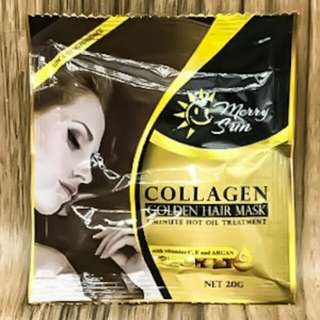 Collagen Golden Hair Mask